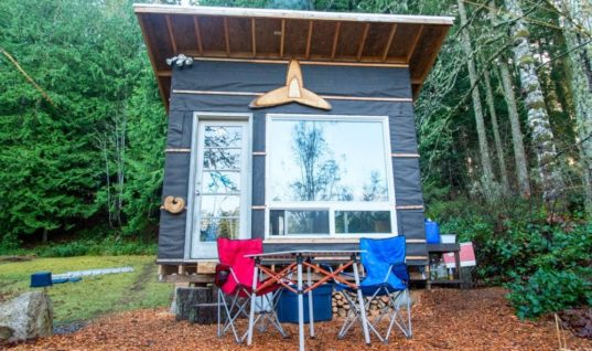 Amazing DIY Tiny Homes You Can Build for Under $15,000