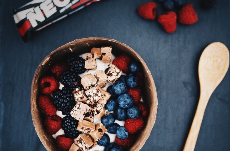 A New Snack Bar Is Making Healthier Food Choices Easier