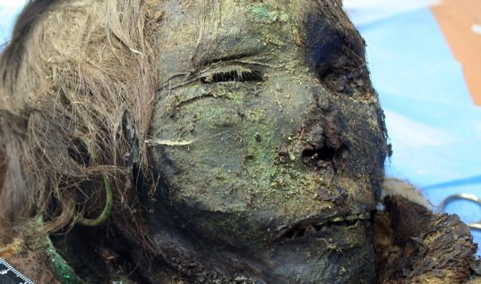 A Strong Wind In Siberia Unearthed Something Beyond Archaeologists Wildest Imagination