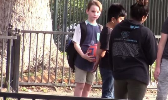 Fourth Grader Relentlessly Bullied Until One Man Saves The Day