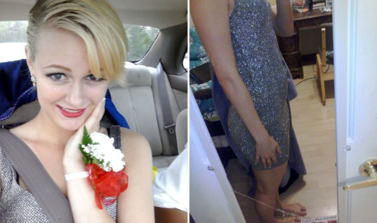 Girl Booted From Prom Because Everyone Couldn't Stop Staring