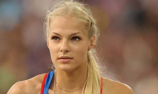 The 30 Most Beautiful Female Athletes