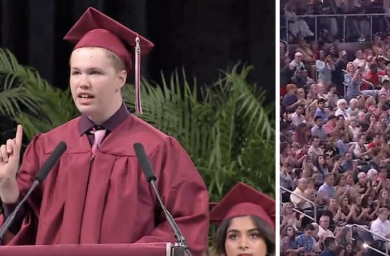 This Autistic Teen Never Spoke, Then One Day He Shocked His Classmates