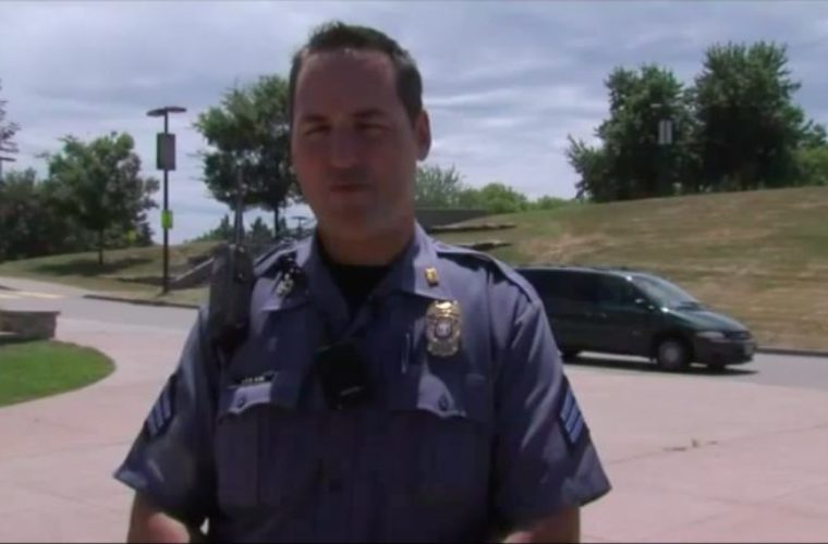 Girl Waves At Cop Everyday—The Day She Doesn't His Gut Tells Him To Check Her House