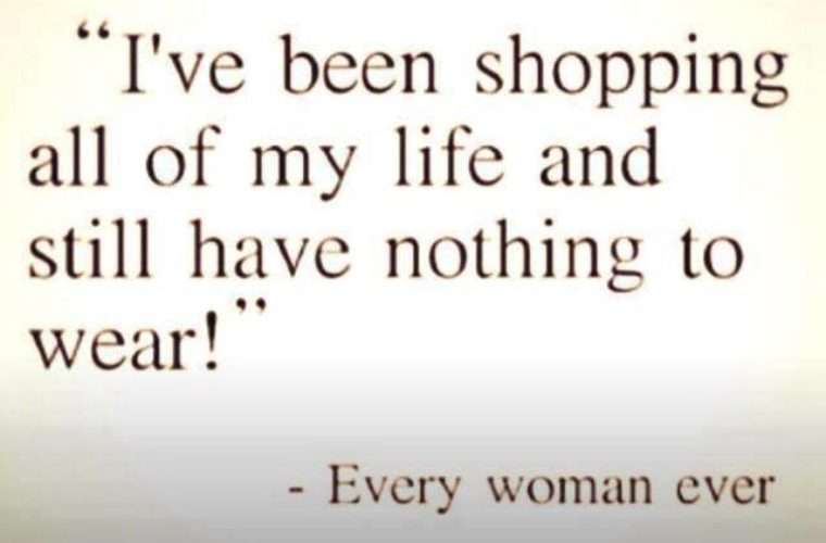 Shopping Quotes Funny Women's quote about shopping | Funny Pictures, Quotes, Memes  Shopping Quotes Funny
