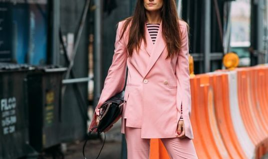 The Best Of New York Fashion Week: Runway & Street Style